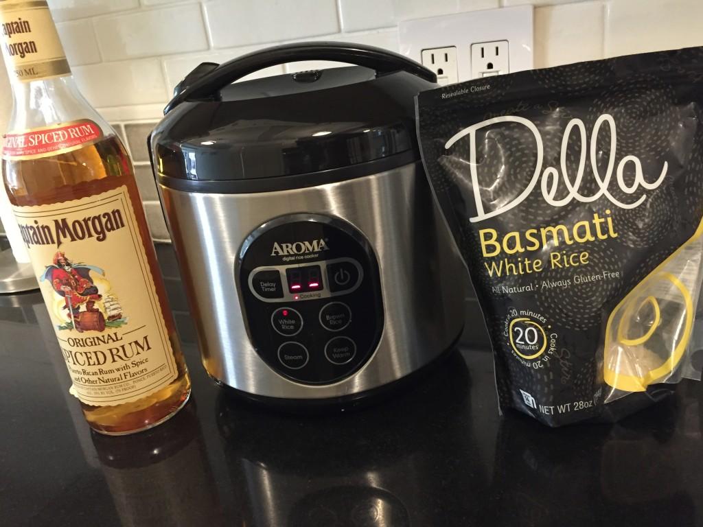 rum raisin  ingredients