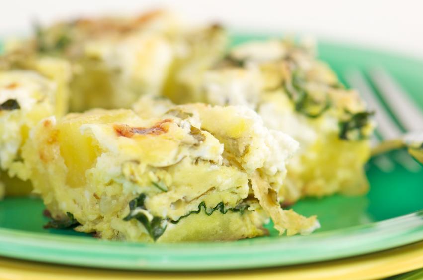 Kale Frittata