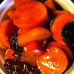 Rosh Hashana: Vegetarian Tzimmis