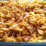 Noodle Kugel for the Jewish Holidays