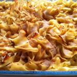 Noodle Kugel for Yom Kippur