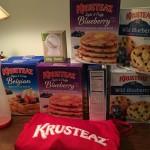 Krusteaz Breakfast for Dinner #Giveaway