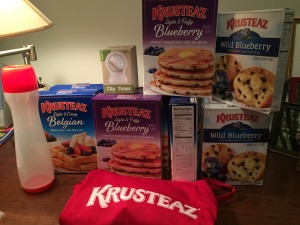 Krusteaz Breakfast for Dinner #Giveaway