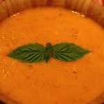 Creamy Bell Pepper and Orange Tomato Soup
