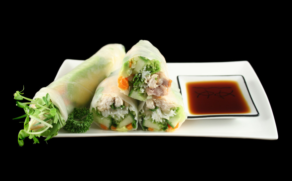 Vietnamese Spring Rolls - My Judy the Foodie