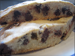 Passover: Chocolate Chip Mandel Bread