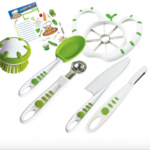 Curious Chef Kids' 6-Piece Prep Kit Giveaway