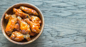 Thanksgiving: Asian BBQ Chicken Wings