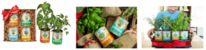 Ready to Grow: Garden in a Can #Giveaway